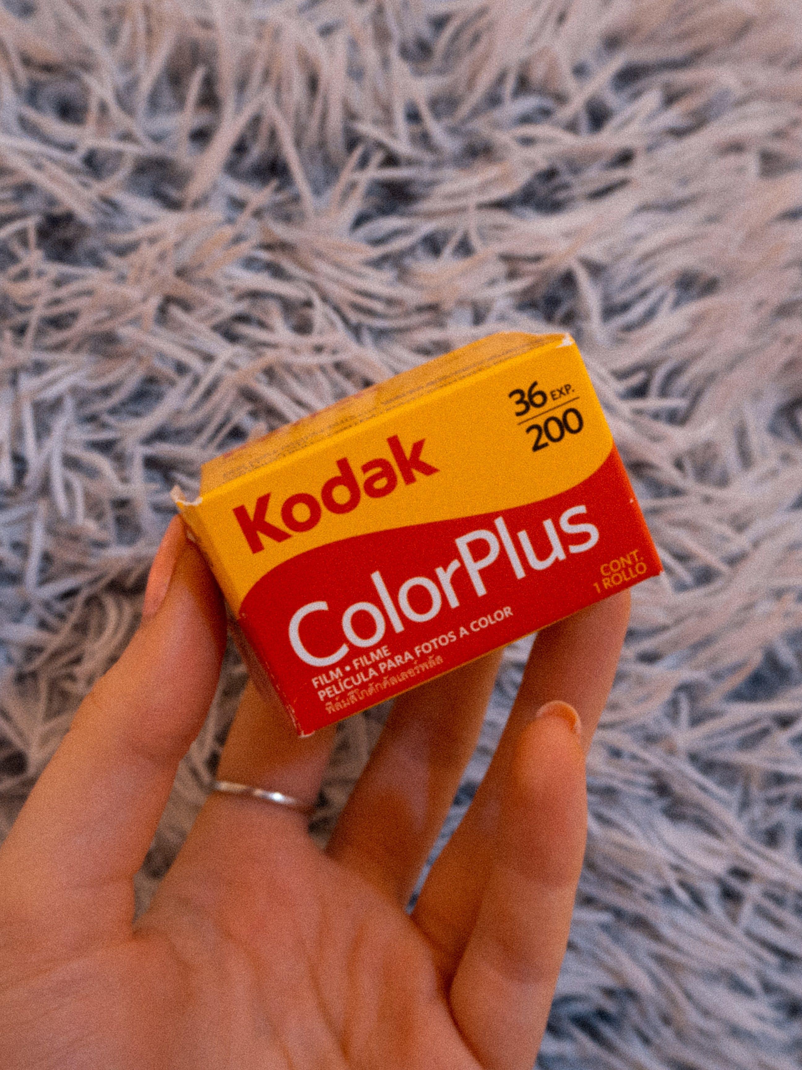 Kostenloses Stock Foto zu film, kodak
