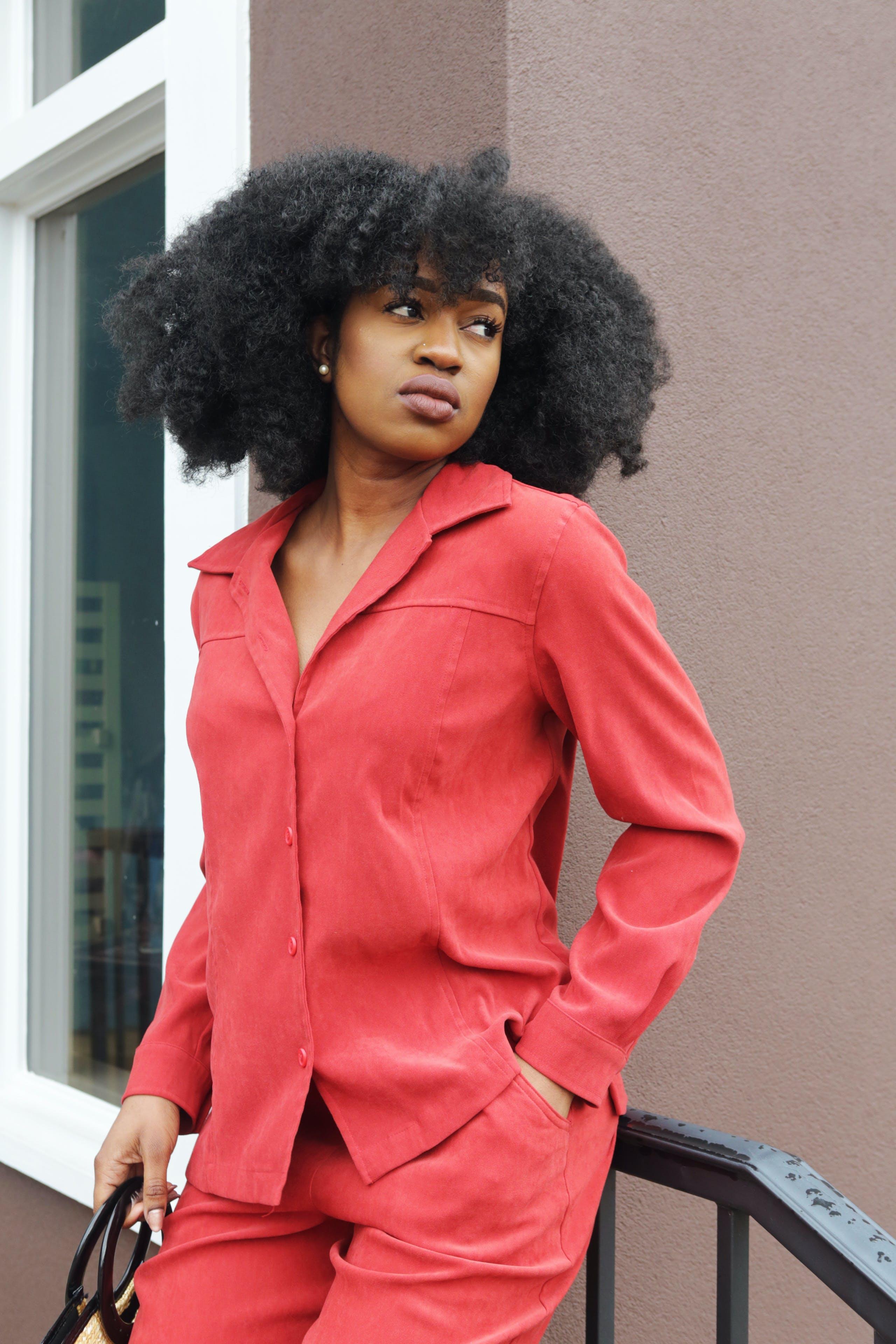 Fotos de stock gratuitas de actitud, africano, afro, atuendo