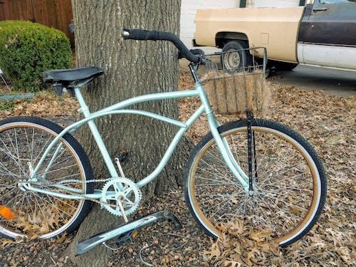 Gratis lagerfoto af cykel, eventyr, Ford, gamle cykel