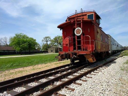 Darmowe zdjęcie z galerii z lokomotywa parowa, nostalgia, przygoda, stara szkoła