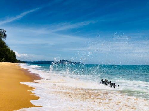 Free stock photo of beach, Blue ocean, ocean, phuket