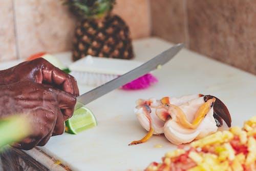 Kostnadsfri bild av ananas, aptitretande, äta nyttigt, citrus-