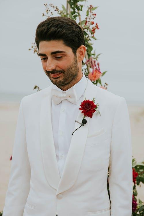 Free stock photo of dress, groom, happiness, Lee Hnentika