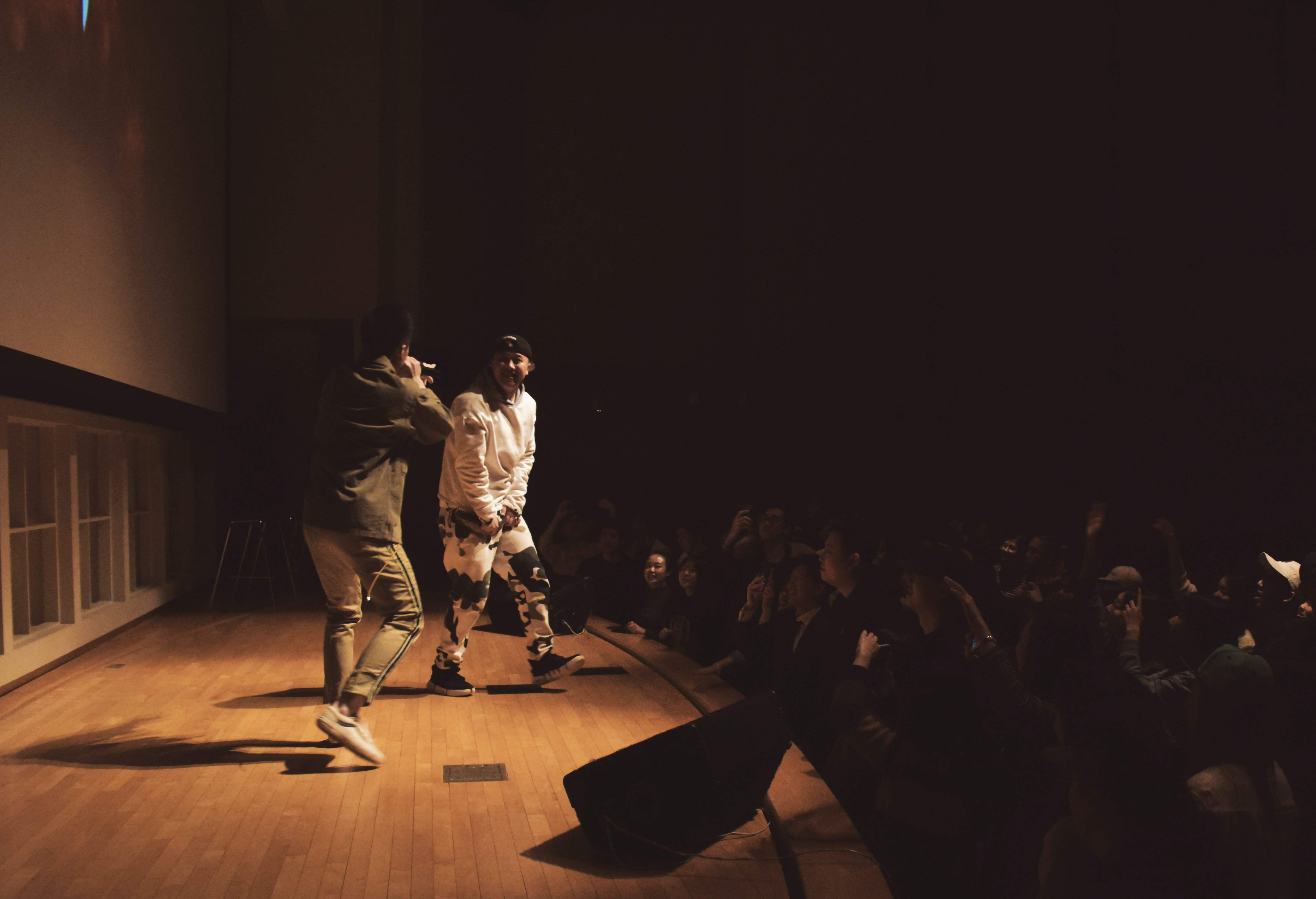 Free stock photo of rap music, singers, stage art