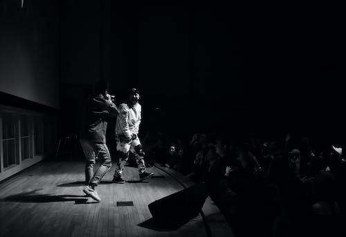 가수, 라이브 쇼, 모노톤의의 무료 스톡 사진