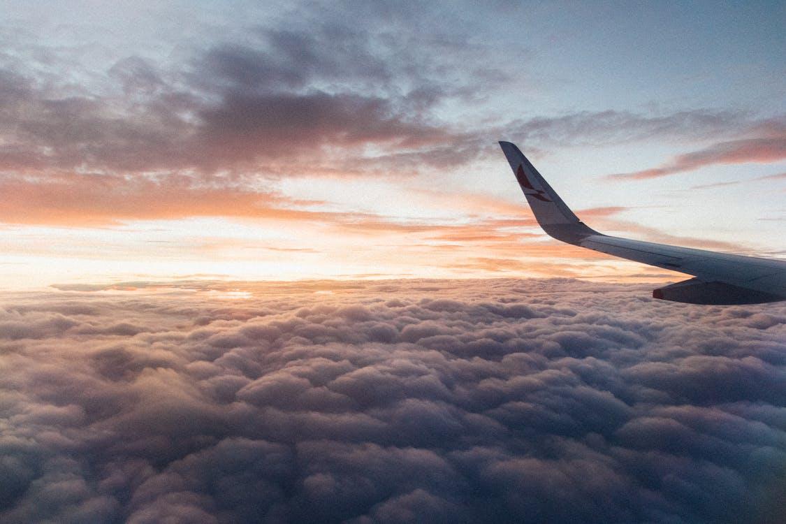 cloudscape, トリップ, フライト