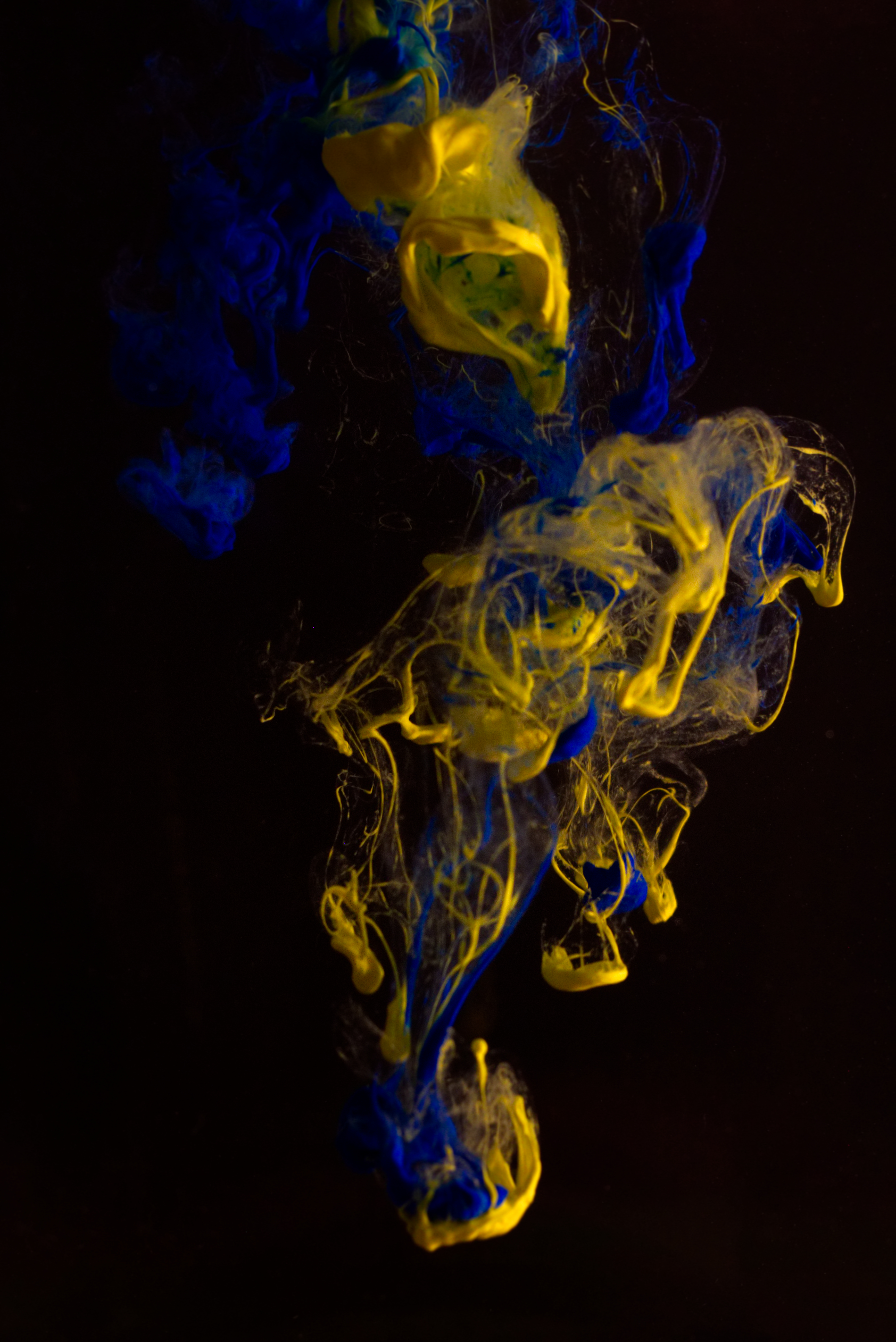 Free Stock Photo Of 4k Wallpaper Blue Colour