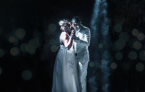 Základová fotografie zdarma na téma jonas androx, láska, novomanželé, svatba
