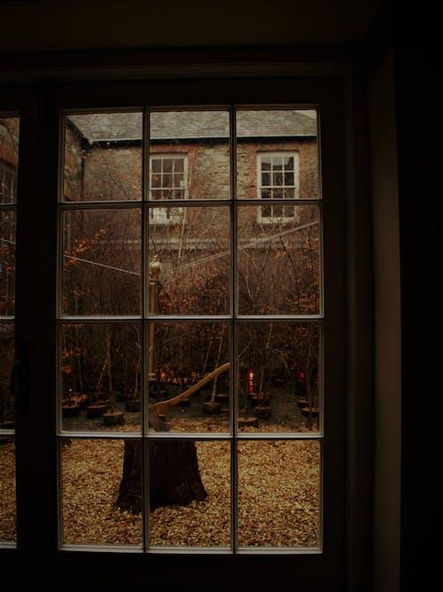 Gratis stockfoto met achtergelaten, architectuur, binnenshuis, buiten