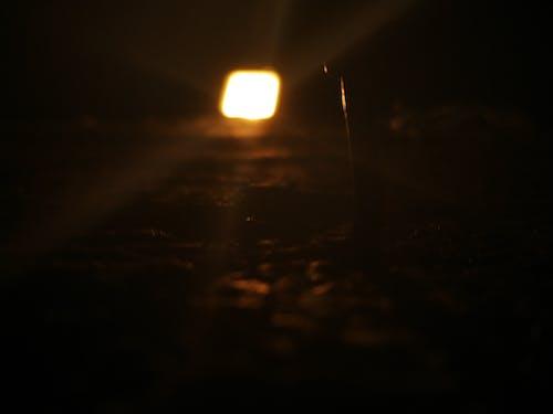 Ingyenes stockfotó lámpás, téglafal témában