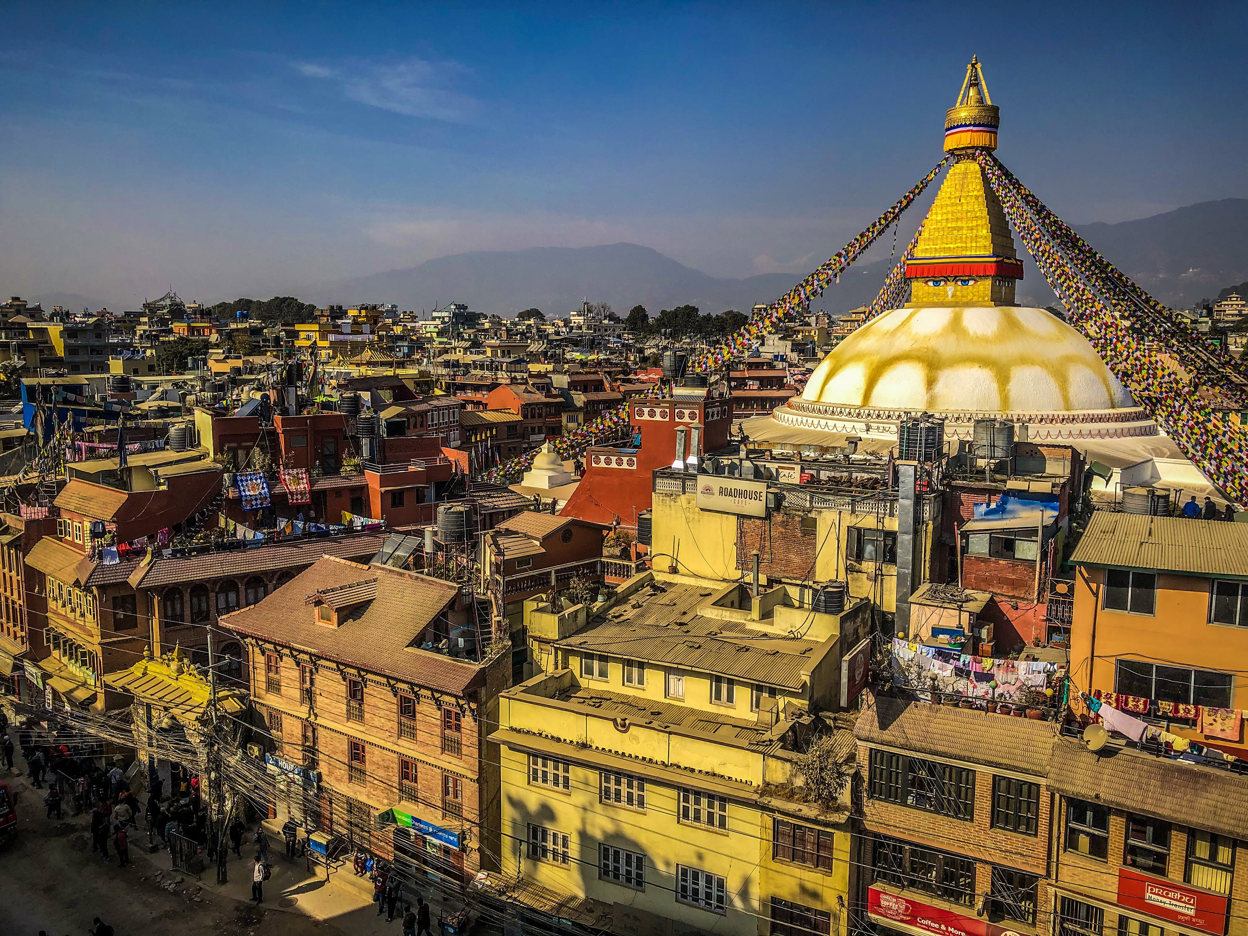 Free stock photo of Boudha Stupa