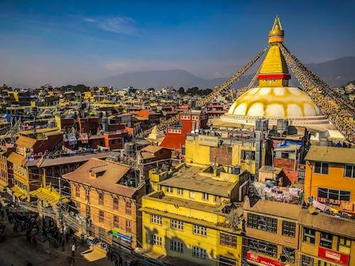Fotos de stock gratuitas de estupa de boudha