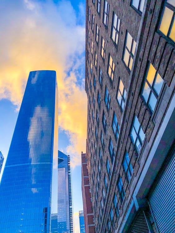 construção, edifício, prédio