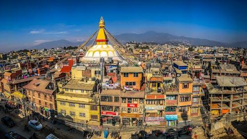 Kostnadsfri bild av boudha stupa