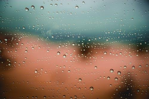 bardak, bulanıklık, damlacıklar, derinlik içeren Ücretsiz stok fotoğraf