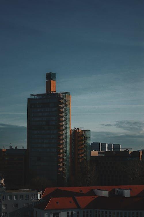 강철, 건물, 건물 외장, 건축의 무료 스톡 사진