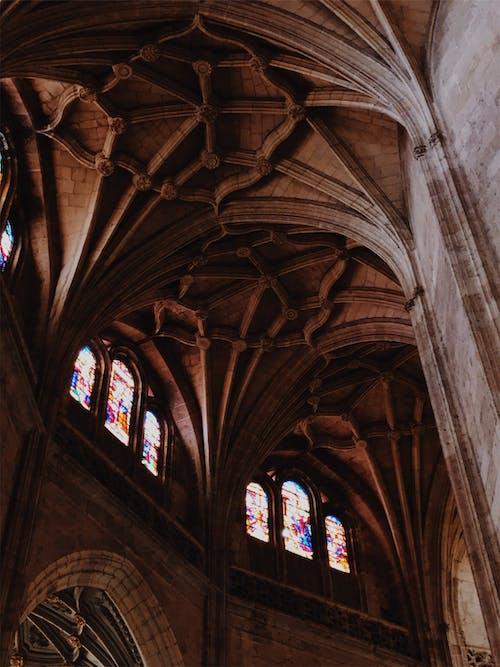 Foto d'estoc gratuïta de arcs, arquitectura, catedral, cúpula