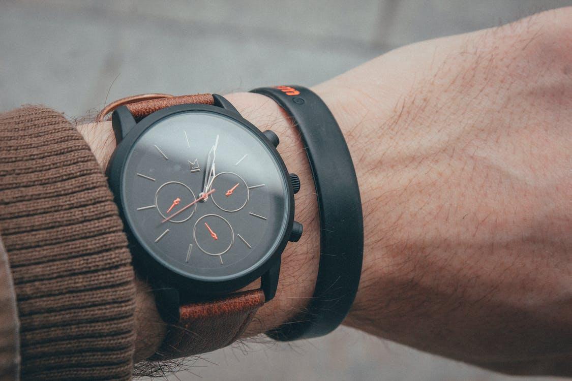 adult, analog, ceas de mână
