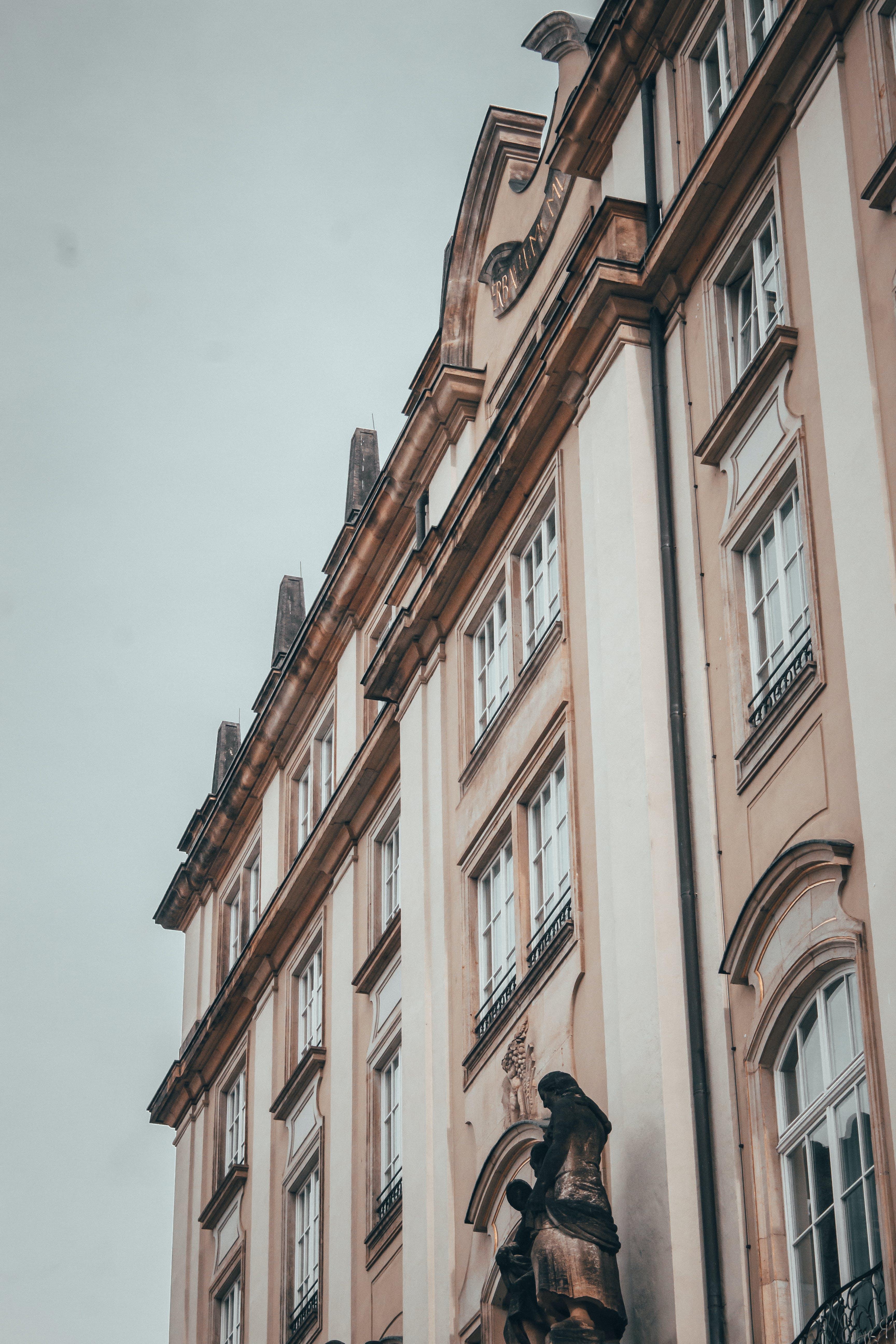 Foto profissional grátis de arquitetura