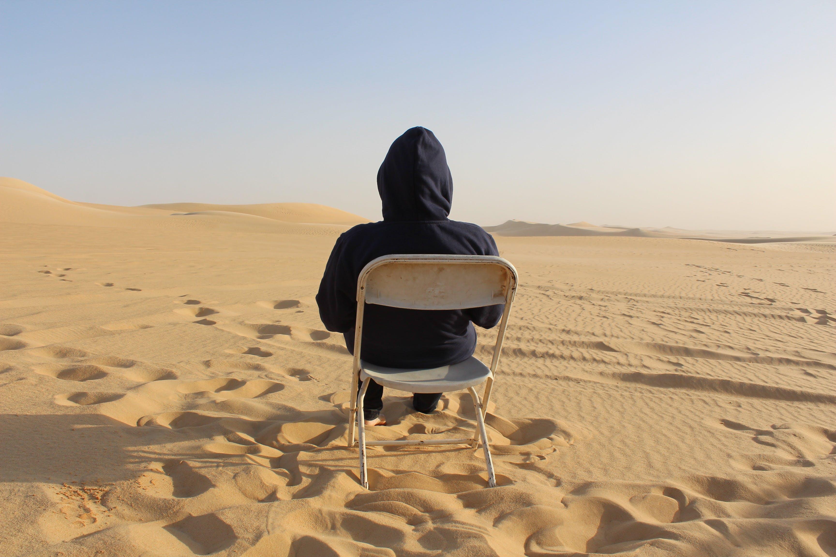 về các đụn cát, cằn cỗi, cát, cồn cát