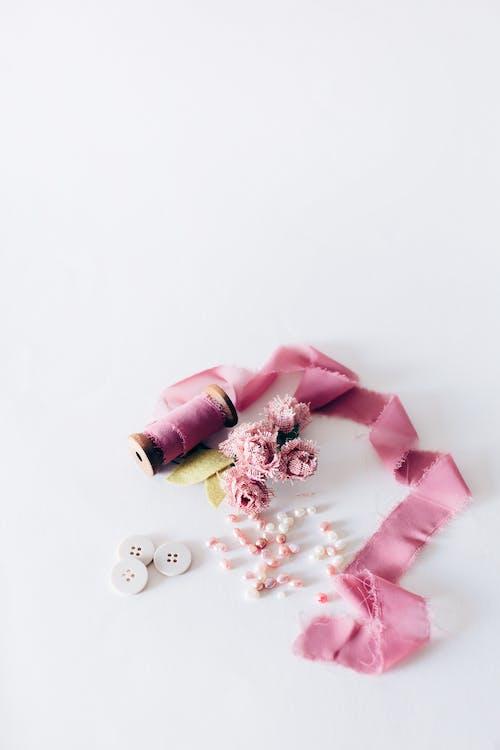 farba, gombíky, kvet