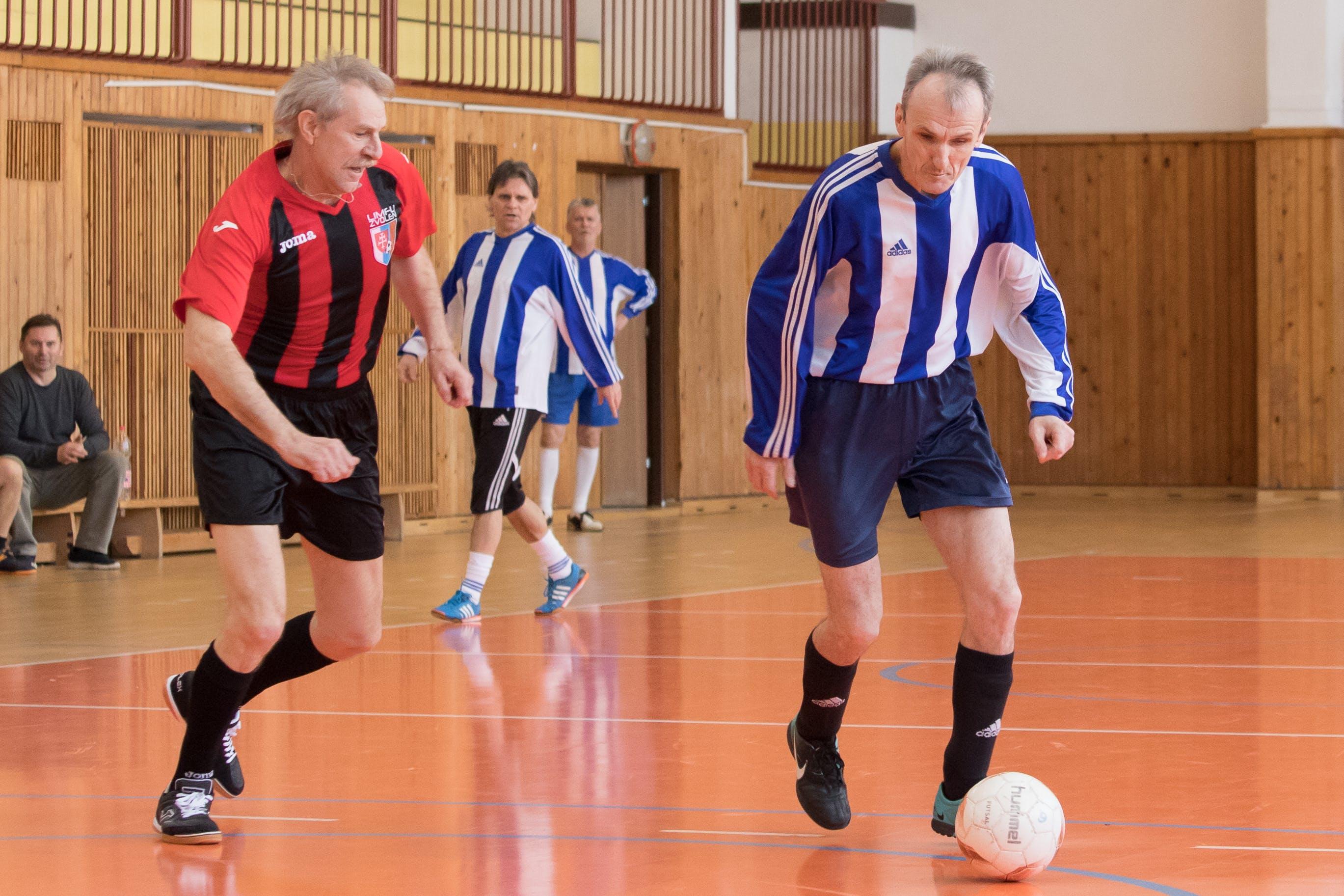 Fotos de stock gratuitas de futsal, mayor
