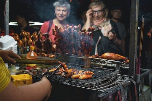 Kostenloses Stock Foto zu erwachsener, essen, essensfotografie, festival