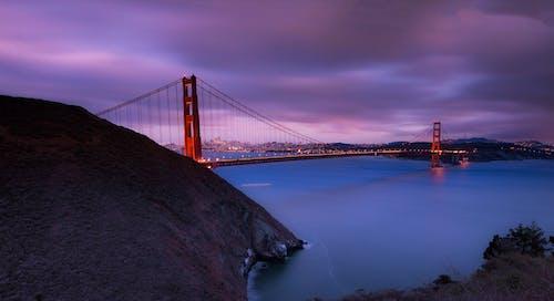 Δωρεάν στοκ φωτογραφιών με ακτή, αρχιτεκτονική, αυγή, βράχια
