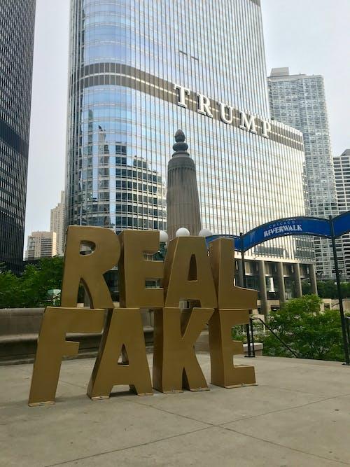 Základová fotografie zdarma na téma chicago, downtown chicago, falešný, řeka chicago