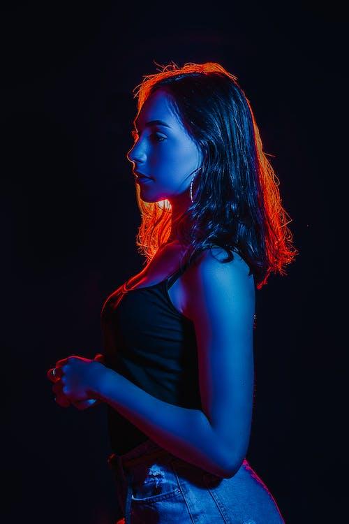 Základová fotografie zdarma na téma asiatka, asijská holka, barvy