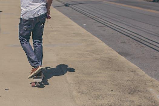 Free stock photo of man, person, street, sidewalk