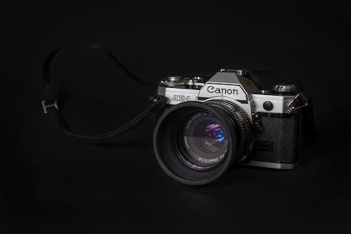 Foto d'estoc gratuïta de càmera, càmera analògica, Canon, fotografia