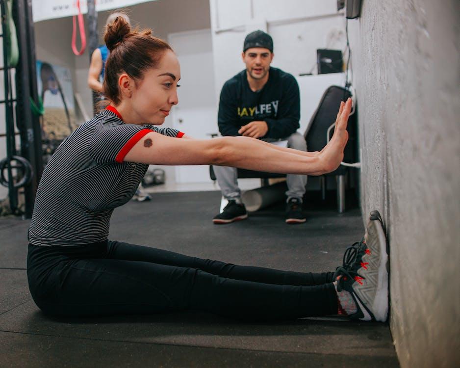 állóképesség, beltéri, edzés