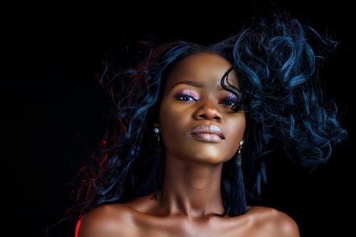 Photos gratuites de arrière-plan noir, attirant, beau, beauté