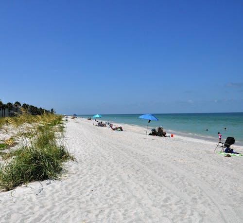 Kostenloses Stock Foto zu ferien, florida, strand