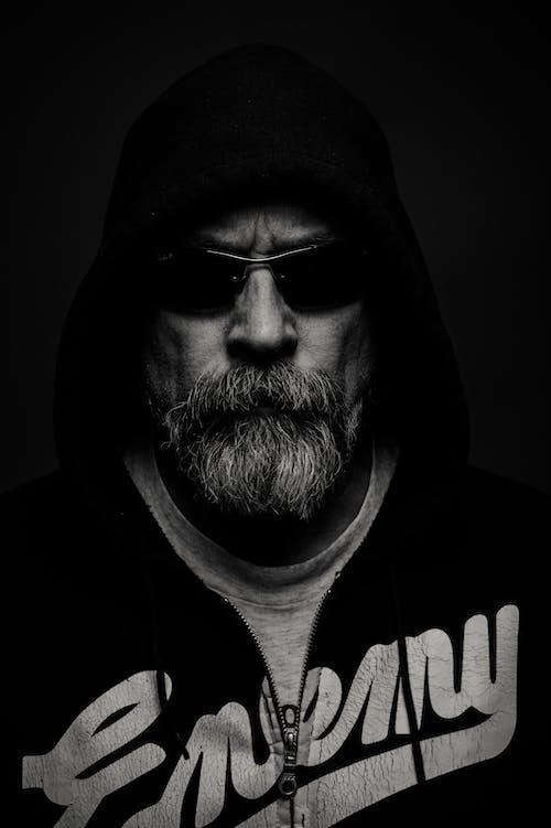 Foto profissional grátis de adulto, barba, bigode, cara