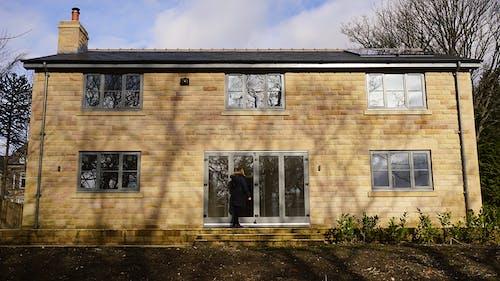 Δωρεάν στοκ φωτογραφιών με καινούργιο σπίτι, κτήριο, τούβλα