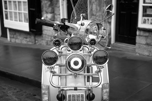 Δωρεάν στοκ φωτογραφιών με mods, σκούτερ, της δεκαετίας του 1960