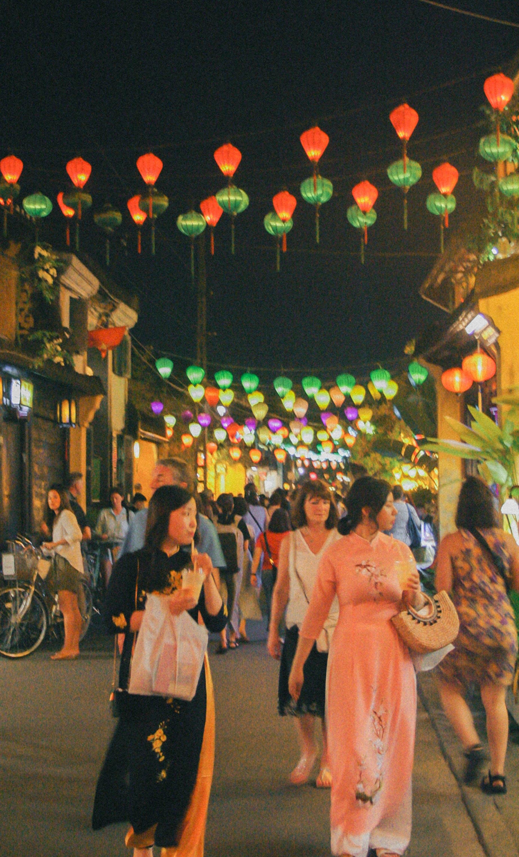Free stock photo of ao dai, girls, hội an, lady