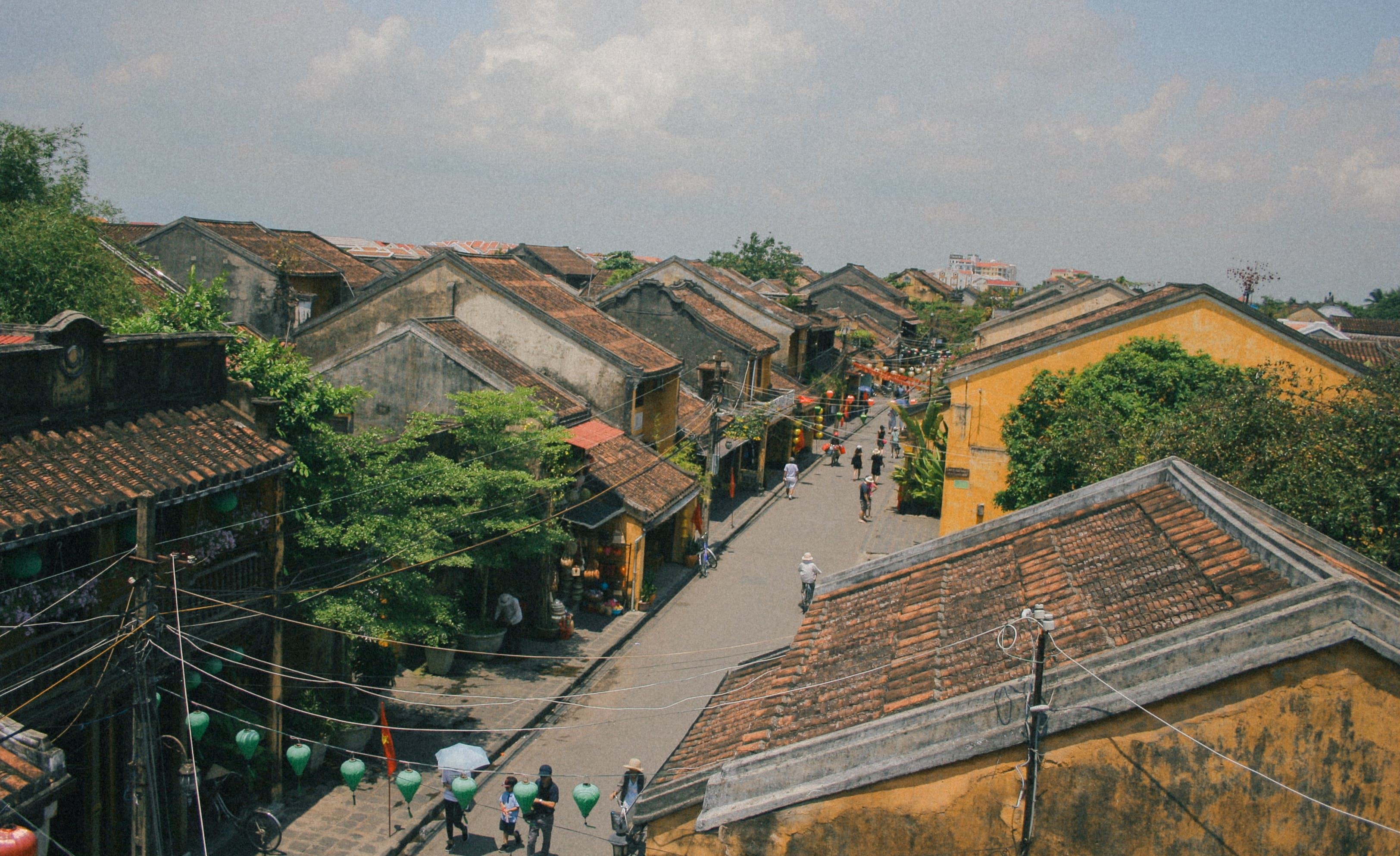 Free stock photo of day, hội an, lantern, old town