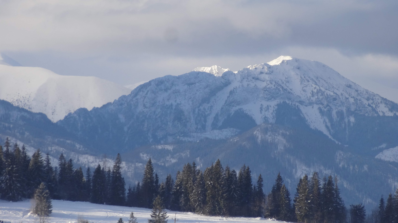 Бесплатное стоковое фото с гора, горы, заснеженная вершина горы, снег