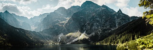 HDの壁紙, パノラマ, ロッキー山脈, 山岳の無料の写真素材