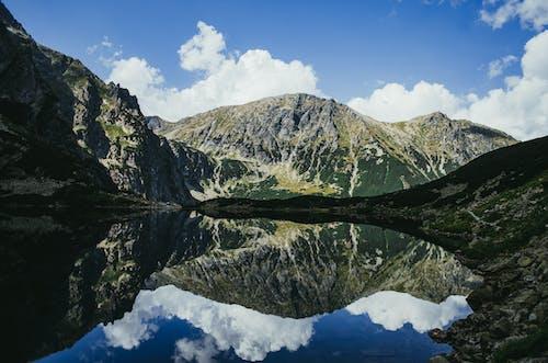 Kostnadsfri bild av 4k tapeter, bergen, bergskedja, dal
