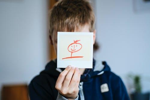 Free stock photo of blur, boy, child, childhood