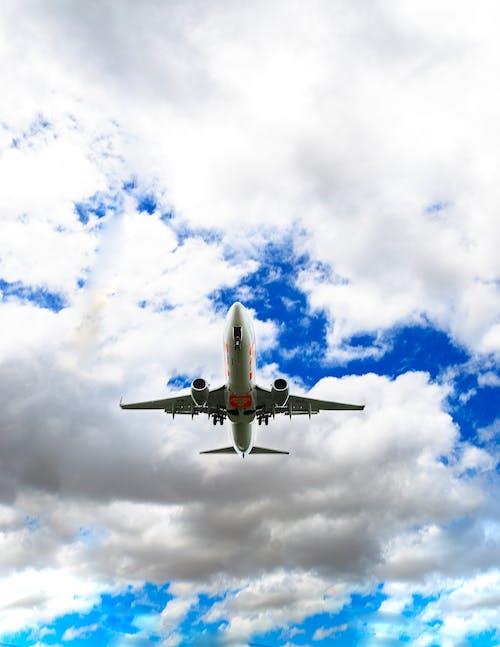 Free stock photo of aeroplane, aviate, aviation, heaven