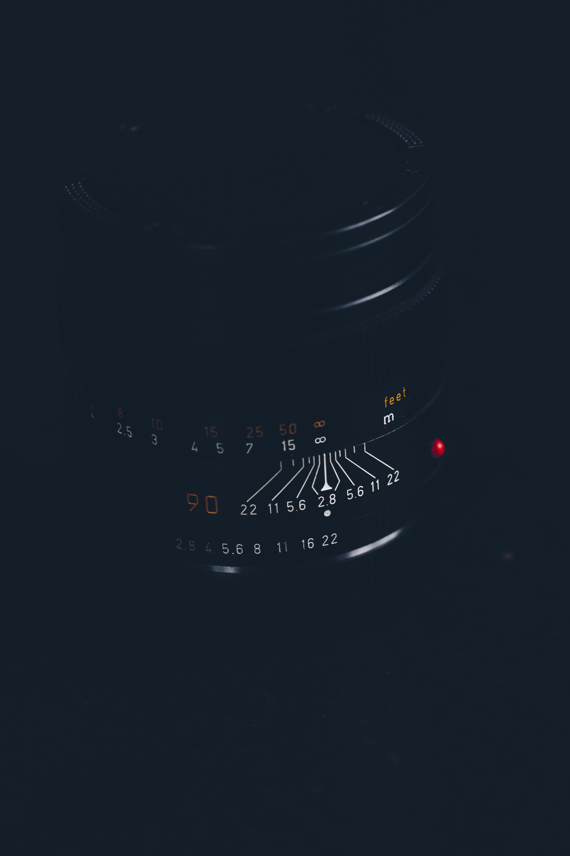 Immagine gratuita di lente, obiettivo della fotocamera