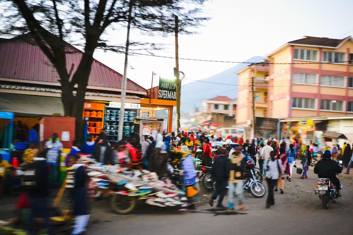 αγορά, Άνθρωποι, αστικός