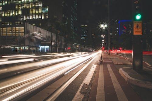 Imagine de stoc gratuită din avenida paulista, lumină, lumini, luminile orașului