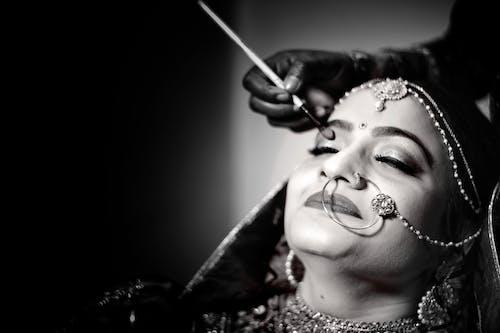 Foto stok gratis mempelai wanita, riasan mata, Wallpaper HD