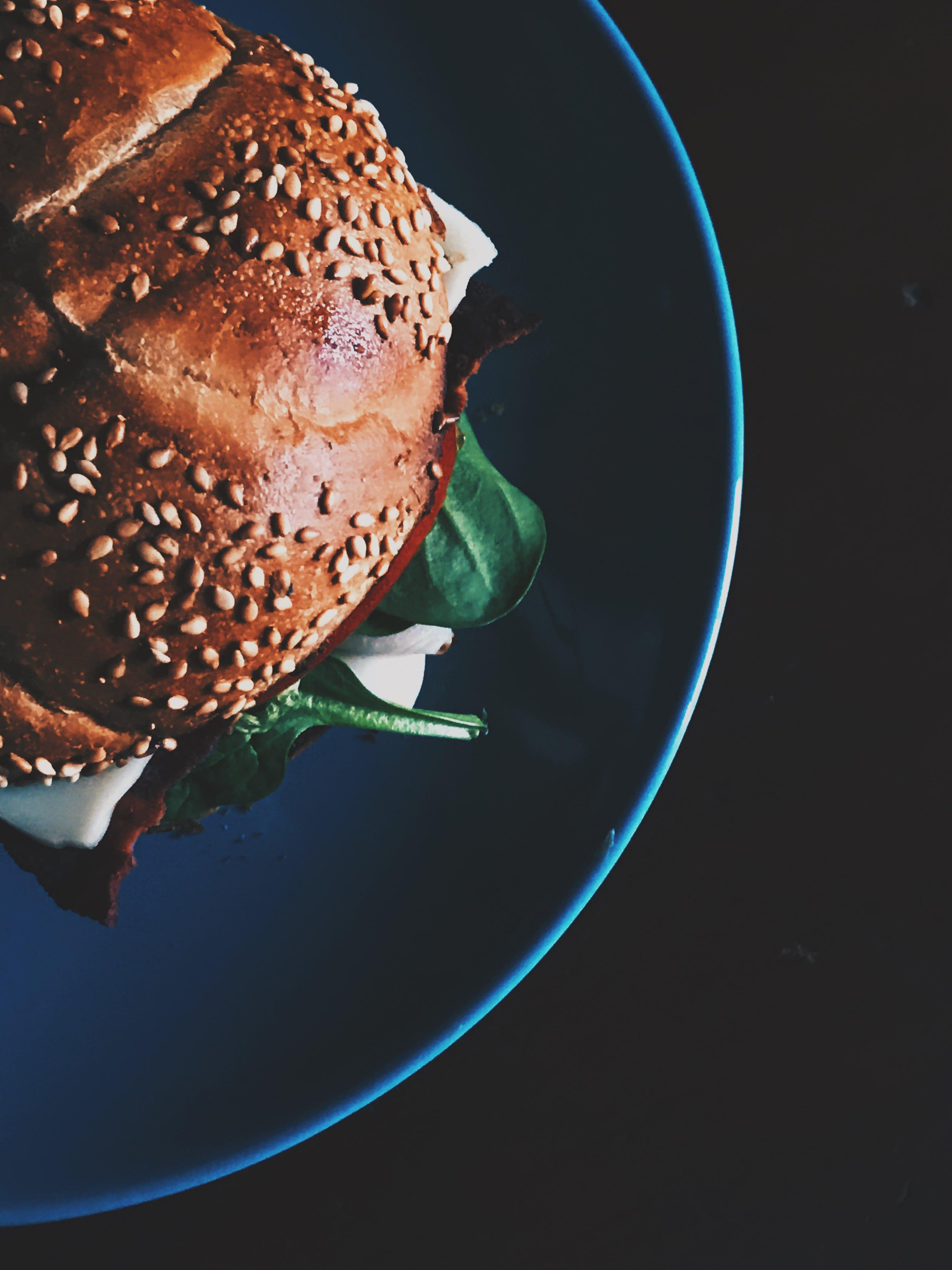 Бесплатное стоковое фото с булочка, бургер, бутерброды, вкусный